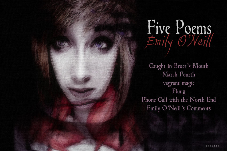 Artwork for Emily O'Neill's poems