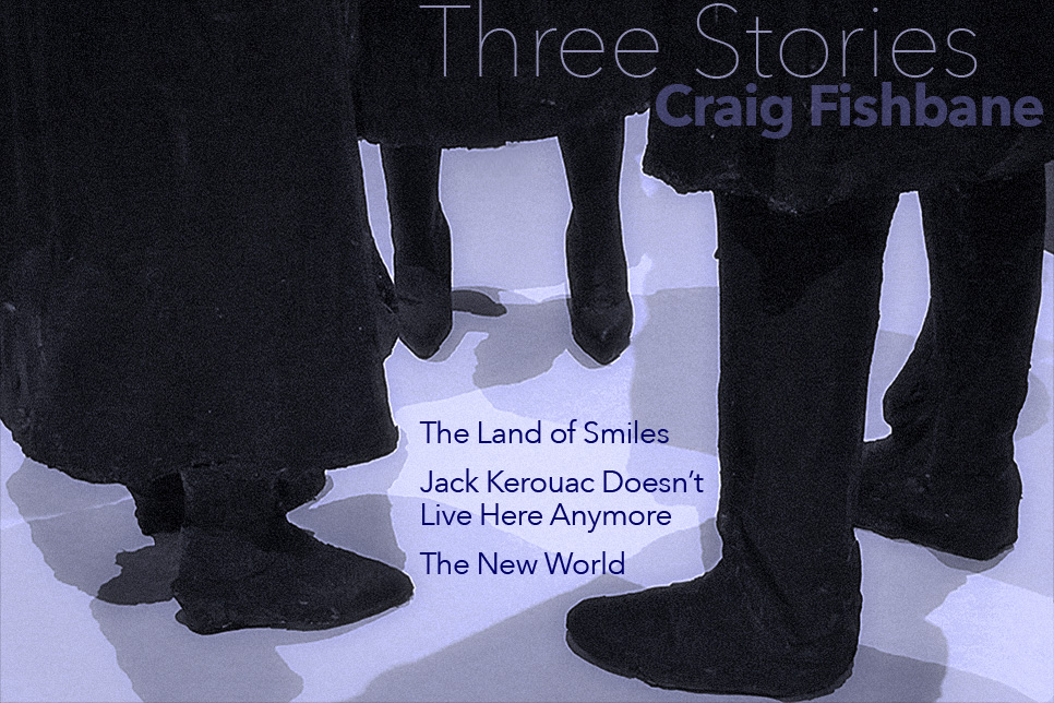 Artwork for Craig Fishbane's stories