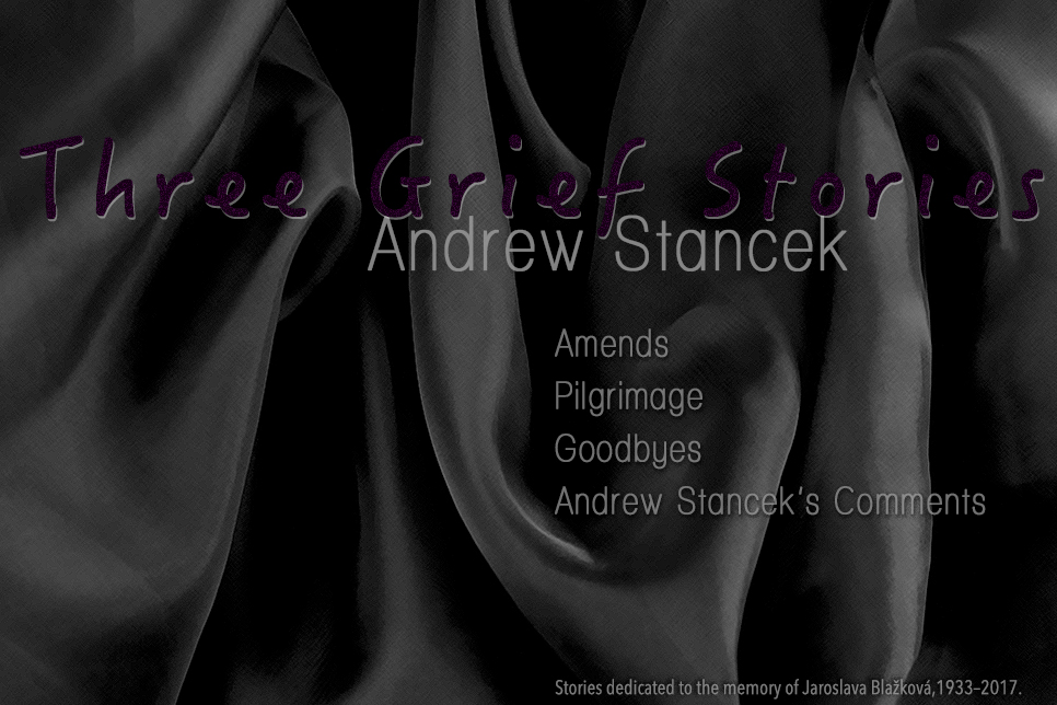 Artwork for Andrew Stancek's stories