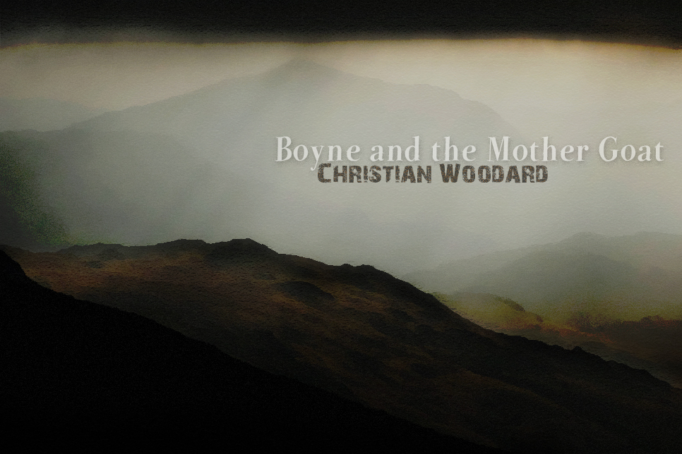 Artwork for Christian Woodard's poetry
