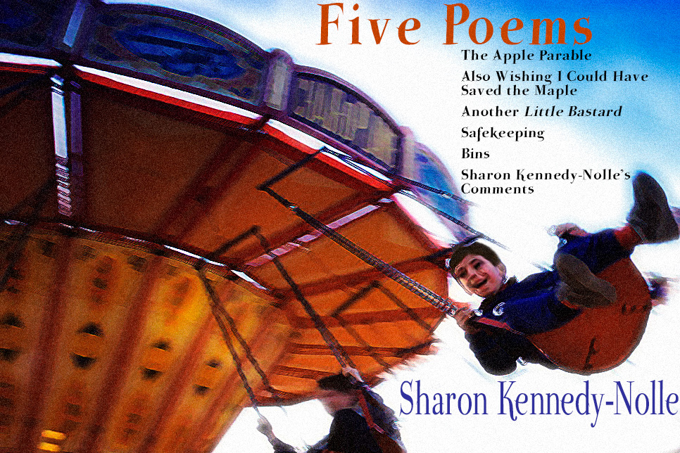 Artwork for Sharon Kennedy-Nolle's poems