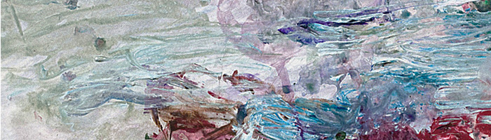 portion of the artwork for Rusty Barnes' poetry
