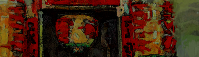 portion of the artwork for Khanh Ha's short story