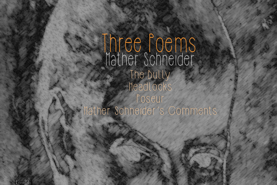 Artwork for Mather Schneider's poems